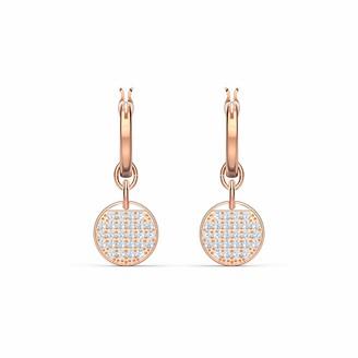 Swarovski Women's Ginger Mini Hoop Pierced Earrings