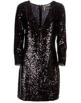 Amen Sequin Embellished Dress