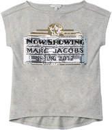 Little Marc Jacobs Girls' Sequin T-Shirt
