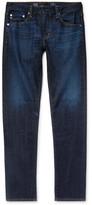 AG Jeans Tellis Slim-fit Denim Jeans - Indigo
