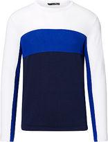 Ralph Lauren Cotton-blend Crewneck Sweater