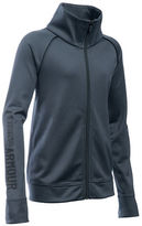 Under Armour Girls 7-16 Rival Warm-Up Jacket