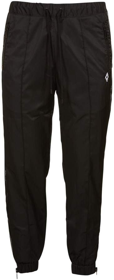 Marcelo Burlon County of Milan Zip Detailed Trousers