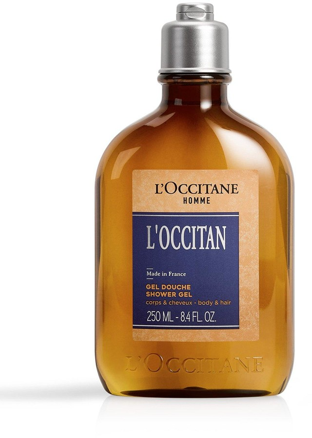 Thumbnail for your product : L'Occitane L'occitan Men's Hair and Body Wash 250ml