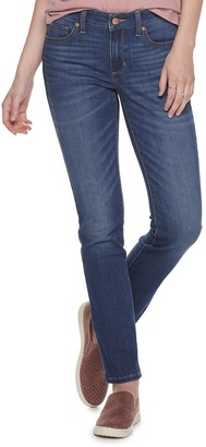 Sonoma Goods For Life Women's SONOMA Goods for Life Supersoft Stretch Midrise Skinny Jeans