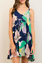 Entro Floral Support Dress