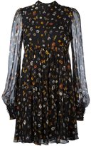 Alexander McQueen 'Obsession' print dress - women - Silk - 42