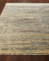 Tecula Hand-Knotted Rug, 5' x 6'
