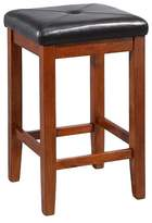 """Crosley Square 24"""" Counter Stool (Set of Two)"""