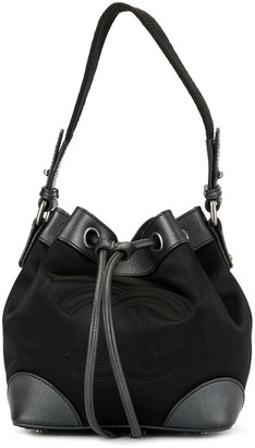 Chanel Pre Owned '07s Drawstring Hand Bag