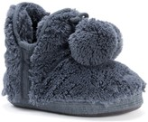 Muk Luks Amira Faux Fur Lined Slipper