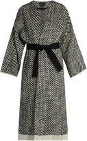 Isabel Marant Iban tweed coat