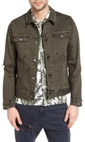 Zanerobe Men's Greaser Denim Jacket