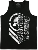 Metal Mulisha Men's Logo Print Cotton Tank Top