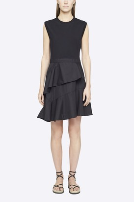 3.1 Phillip Lim Sleeveless T-Shirt Dress