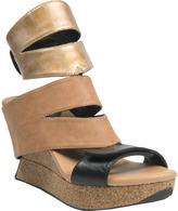 Women's MODZORI Karma Wedge T-Strap Sandal