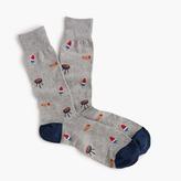 J.Crew Summer socks