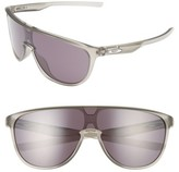 Oakley Men's Trillbe 140Mm Shield Sunglasses - Grey