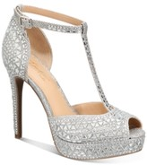 Thalia Sodi Chace T-Strap Platform Heels, Created for Macy's Women's Shoes