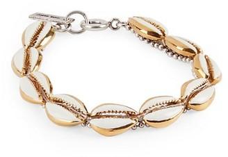Isabel Marant Pool Cowrie Shell Bracelet