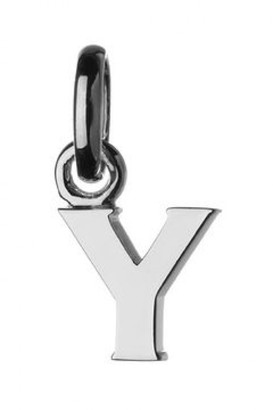 Links Of London Jewellery Keepsakes Alphabet Y Charm JEWEL 5030.1118