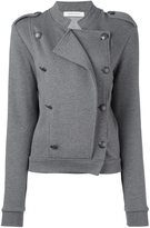 Pierre Balmain double-breasted fitted jacket