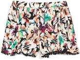 Ella Moss Brandi Print Knit Short (Big Girls)