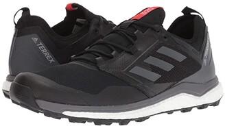 adidas Outdoor Terrex Agravic XT (Black/Grey Five/Hi-Res Red) Men's Running Shoes