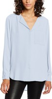 Selected Women's Slfdynella Ls Shirt Noos Blouse