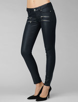 Paige Edgemont Ultra Skinny - Azure Silk Coating SKU 1795270-1066 W1066