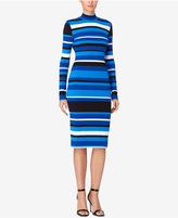 Catherine Malandrino Catherine Striped Bodycon Dress