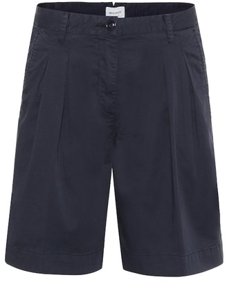 Woolrich Stretch-cotton Bermuda shorts
