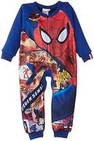 Marvel Boys' Spiderman Comic Strip Onesie