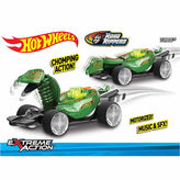 Hot Wheels Extreme Action - Light and Sound
