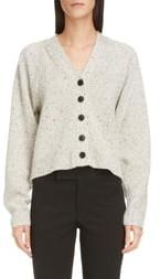 Isabel Marant Speckled Cashmere Cardigan