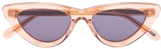 Chimi Peach cat eye sunglasses
