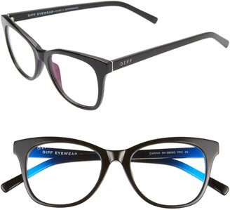 DIFF Carina 49mm Blue Light Blocking Optical Glasses