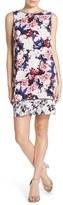 Charlie Jade Floral Silk Shift Dress