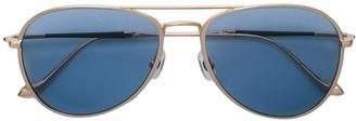 Matsuda Aviator Sunglasses