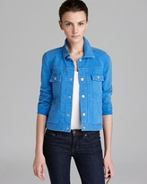 Marc by Marc Jacobs Jacket - Lily Denim
