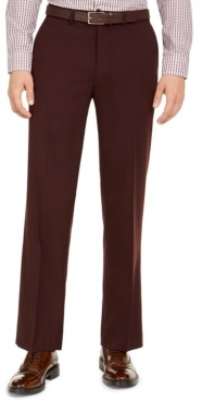 Dockers Stretch Straight-Fit Performance Flat Front Dress Pants