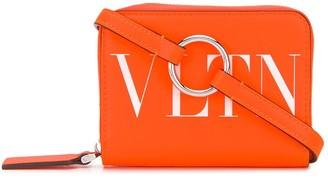 Valentino VLTN neon wallet