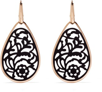 Pomellato 18kt rose gold Victoria earrings