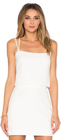 Milly Emery Cross Back Tank Top
