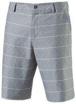Puma Golf Men's Plaid Shorts
