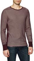 Rogue Ribbed Crewneck Sweatshirt