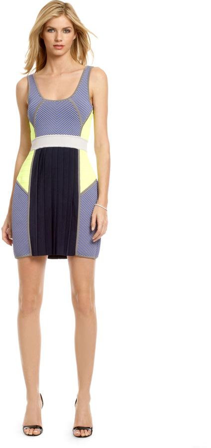 Cut25 Cut 25 Wimbledon Pleat Dress