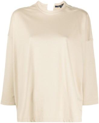 Sofie D'hoore Tissot 3/4 sleeve blouse