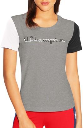 Champion Women's Crew Neck Tee (Limited Edition)