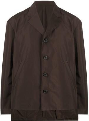 Undercover Button-Up Shirt Jacket